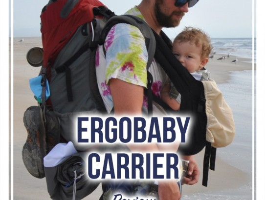 Ergobaby Carrier {review}